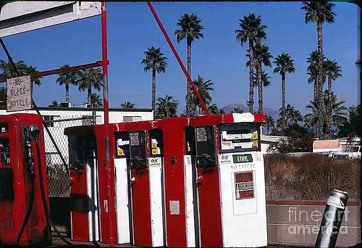 Gas pumps El Cajon Ca by Joseph   Geswaldo