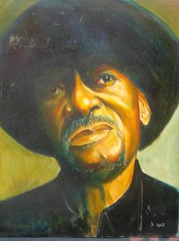 Gatemouth Brown by James  Thompson