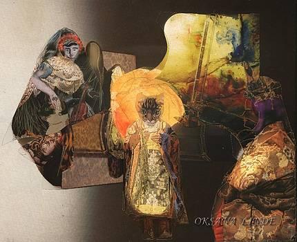 Gathering by Oksana Linde
