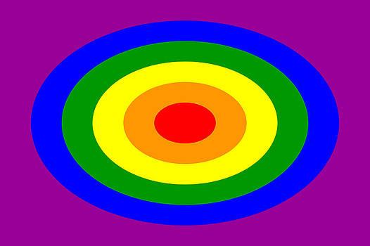 Gay pride 2012 Flag by Gay  Pride