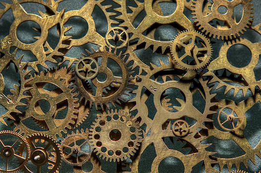 Gears of Time by David Paul Murray