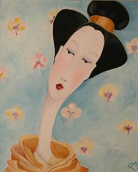 Geisha 2008 by Simona  Mereu