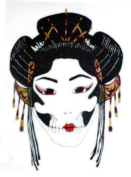 Geisha by Manik Designs