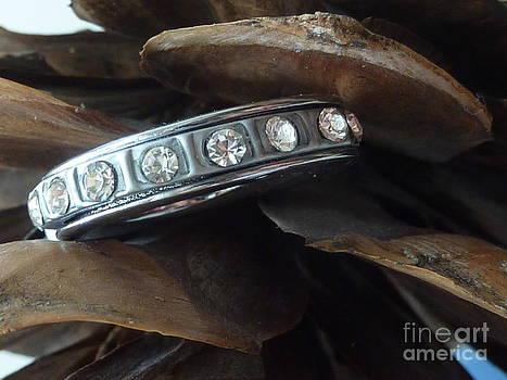 Gemstone Ring by Alisa Tek
