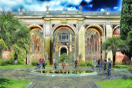 Enrico Pelos - GENOA Royal palace