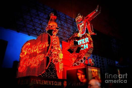 Susanne Van Hulst - Gentlemen Club Down Town Las Vegas