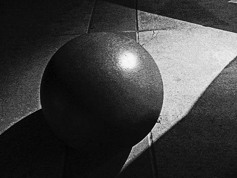 Geometry In Light And Shadow bw by Seth Shotwell