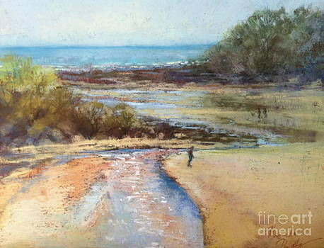 George River  by Pamela Pretty