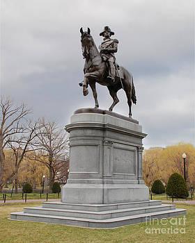 Anne Ferguson - George Washington Monument