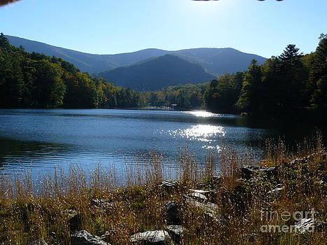 Georgia Mountain Lake by Jody Curran