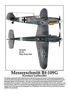 German Fighter by Jerry Taliaferro