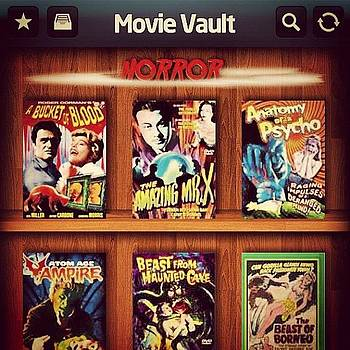 Get The Movie Vault App! If You Are by Joshua Pearson