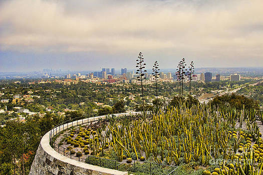 Chuck Kuhn - Getty Museum V