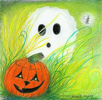 Ghost And Goblin by Janet Hinshaw