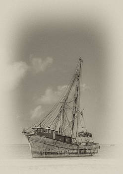 Ghost Ship by James Corley