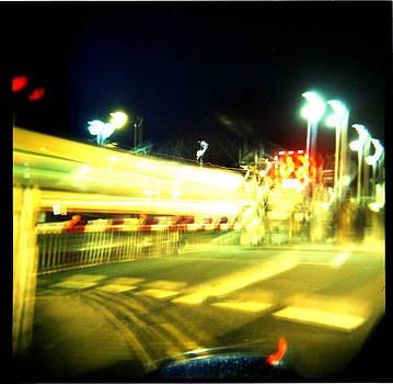 Ghost Train by Adam Judge