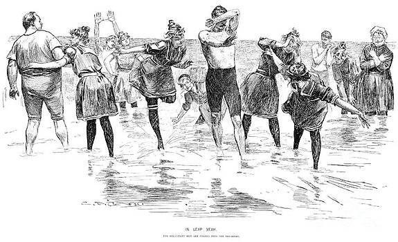 Granger - GIBSON: BATHING, 1892