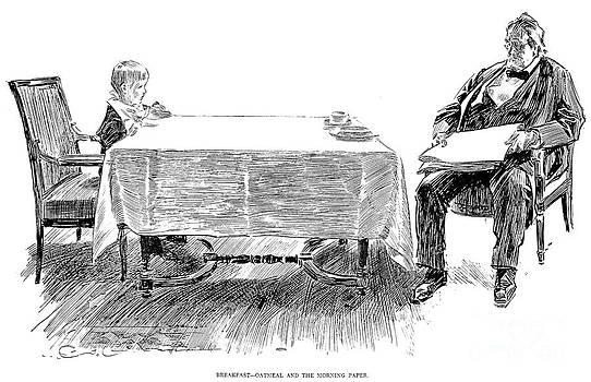 Granger - GIBSON: BREAKFAST, 1898