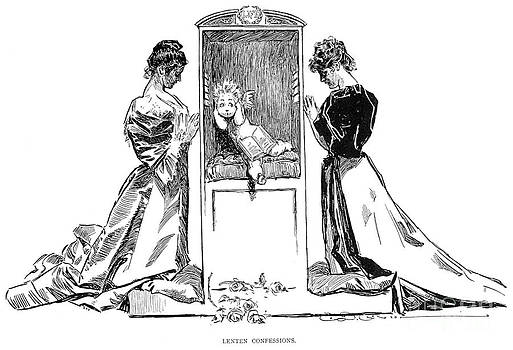 Granger - GIBSON: CONFESSIONS, 1894
