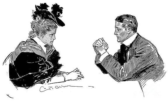 Granger - GIBSON: COUPLE, 1896