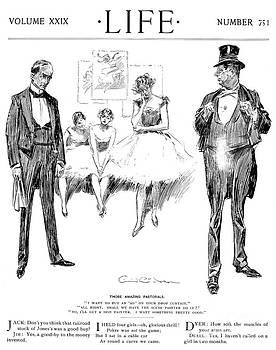 Granger - GIBSON: DRAWINGS, 1897