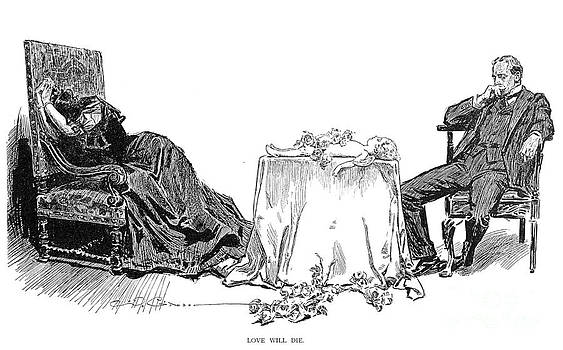 Granger - GIBSON: LOVE WILL DIE, 1894