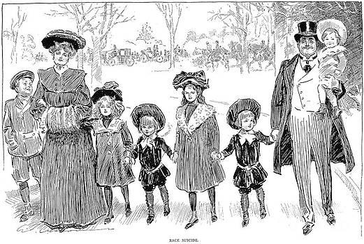 Granger - GIBSON: RACE SUICIDE, 1903