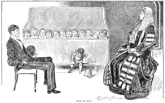 Granger - GIBSON: TRIAL BY JURY