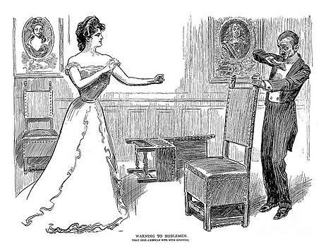 Granger - GIBSON: WARNING, 1900