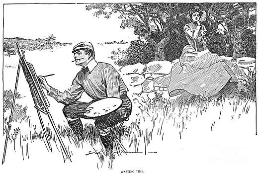 Granger - GIBSON: WASTING TIME, 1900