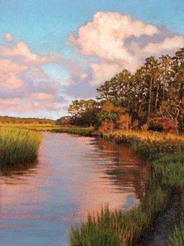GICLEE Jekyll Island View by Michael Story