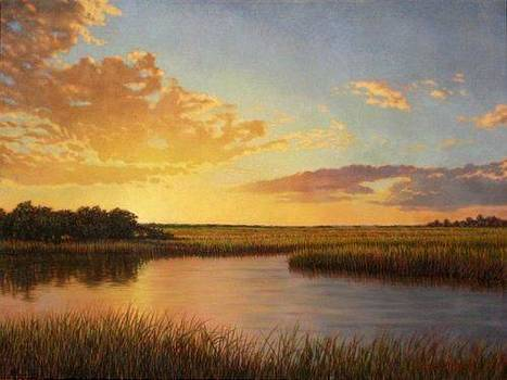 GICLEE Remembering Edisto by Michael Story