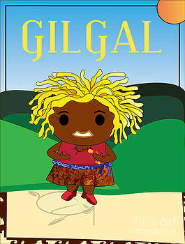 Gilgal by Affini Woodley