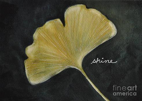 Ginkgo- Shine by Laura Shepler