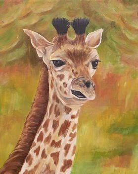 Giraffe by Colleen Masserang