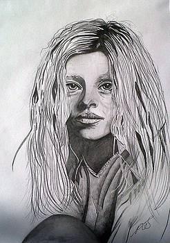 Girl I by Paula Steffensen