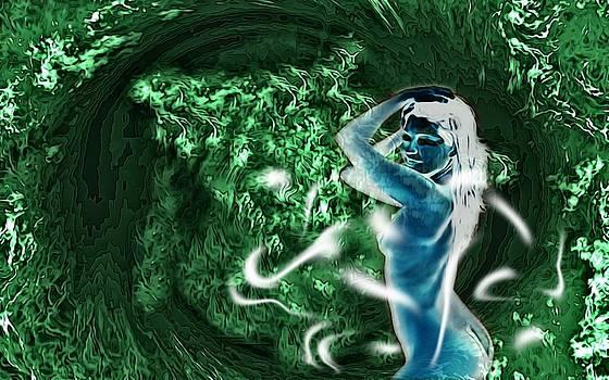 Girl In A Swirl by Shannon  Jordan