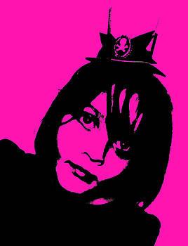 Girl in Pink 3 by Leeann Stumpf