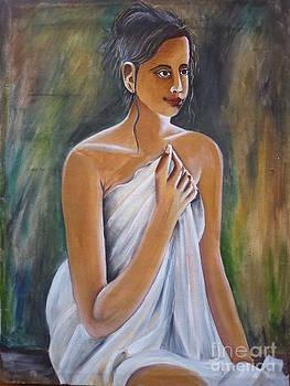 Girl by Kanthasamy Nimalathasan