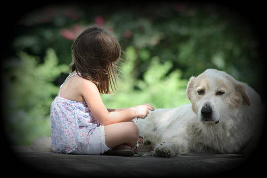 Girl's best friend by Rosa Shannon