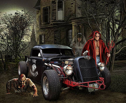 Give The Devil His Due .... by Rat Rod Studios