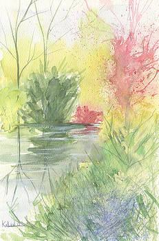 Giverny by Bernadette De Bouver