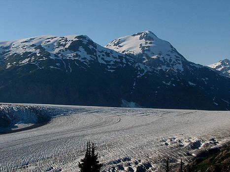 Glacier by Keith Rohmann