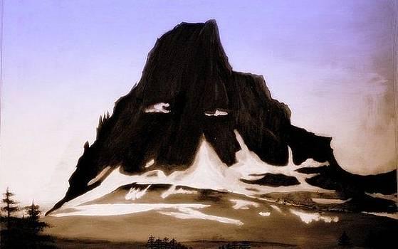 Glacier Mt. by Rachel Bodak