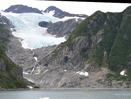 Glacier Summer in Seward Alaska by Ann Marie Chaffin