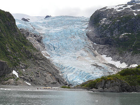 Glacier Summer in Seward by Ann Marie Chaffin