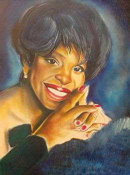 Gladys Knight  by James  Thompson