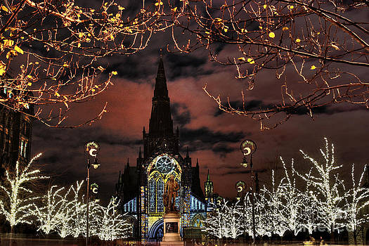 Glasgow Cathedral by Roddy Atkinson
