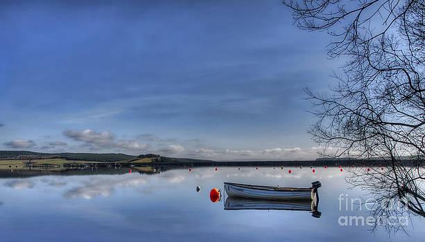 Darren Wilkes - Glass Lake