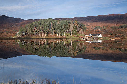Howard Kennedy - Glen Affric Reflections
